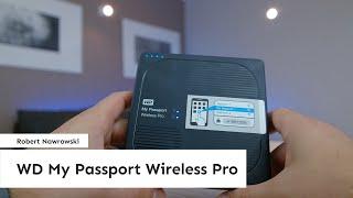 WD My Passport Wireless Pro 2TB  Test | Robert Nawrowski