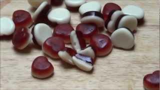 Beauty Sweeties Waldfrucht Feinste Fruit Jelly Herzen