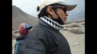 preview picture of video 'Trail From Muktinath Temple to Jomsom Nepal'