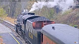 #630 Steaming Up Chattanooga