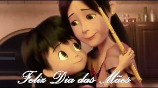 ♪ Homenagem Dia Das Mães - Ana Vilela - Trem Bala ♪ Happy Mothers Day - (Letra)ᴴᴰ