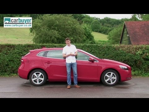 Volvo V40 hatchback review - CarBuyer