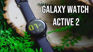 Samsung Galaxy Watch Active2 & Ticwatch Pro 4G - The Best GALAXY NOTE 10 Plus Companion Device?