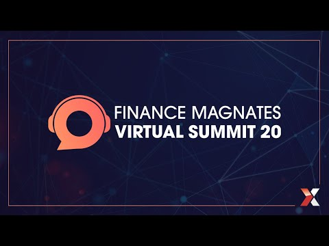 Finance Magnates Virtual Summit keynote interview with David Mercer