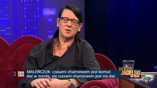 Wojtek Jagielski na żywo - Maciej Maleńczuk - 19.11.2014