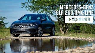 Mercedes-Benz GLA 200 AMG Line - Lançamento