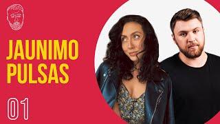 JAUNIMO PULSAS 01: (Boomers vs Gen Z)