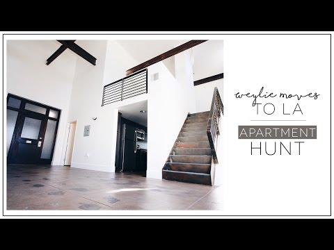 Weylie Moves to Los Angeles | Apartment Hunting | ilikeweylie