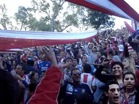 """""""Llega la barra de la Bomba...vs NOB (Superforo)"""" Barra: La Barra de la Bomba • Club: Unión de Santa Fe"""