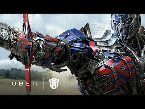 Transformers: Age of Extinction (TV Spot 'Uber')
