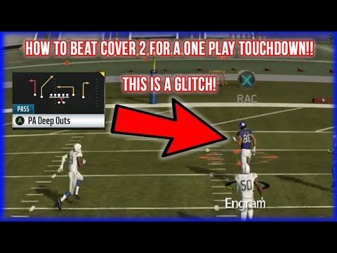 Download Madden 19 Tip How To Destroy Cover 2 Every Time Video 3GP