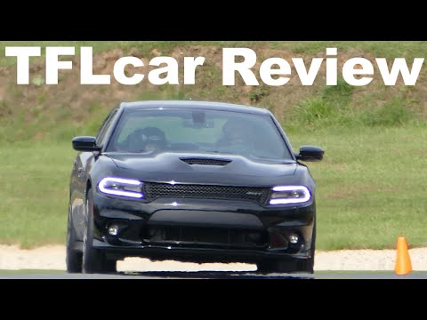 2015 Dodge Charger SRT Hellcat First Drive Review: 4 Doors & 204 MPH