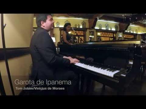 Bossa Nova - Voz e Piano