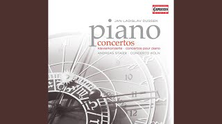 Jan Dussek Piano concerto in B flat II Music