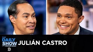 Julián Castro - A Bold and Fearless Presidential Campaign Against Trump in 2020 | The Daily Show