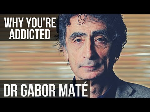 DR GABOR MATÉ - WHY YOU ARE ADDICTED | PART 1/2 | London Real