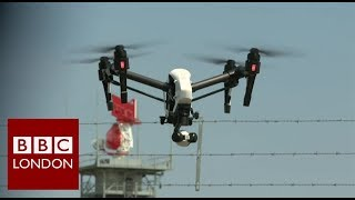 New drone laws - BBC London