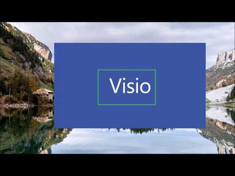 Installatie Microsoft Viso