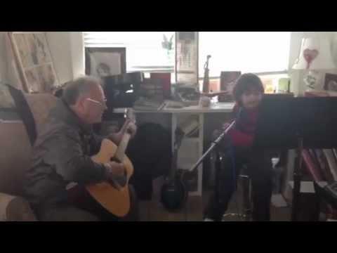 Folsom Prison Blues- By Fred (6) and Grandad (68).......