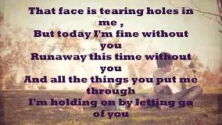 Straightjacket Feeling [Lyrics] - The All American Rejects