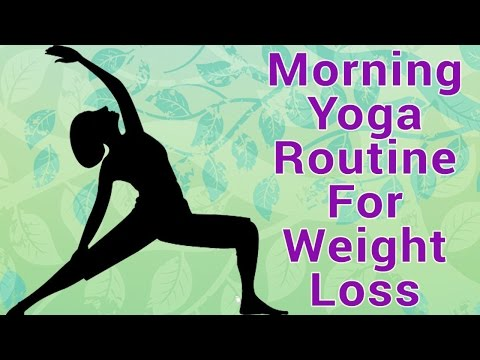 Morning Yoga Asanas For Weight Loss 5 Quick Routine