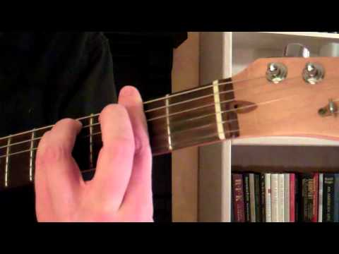 How To Play the F# Minor Chord On Guitar (F Sharp)
