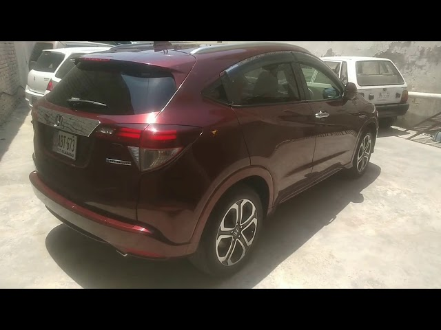 Honda Vezel Hybrid Z 2014 for Sale in Rawalpindi