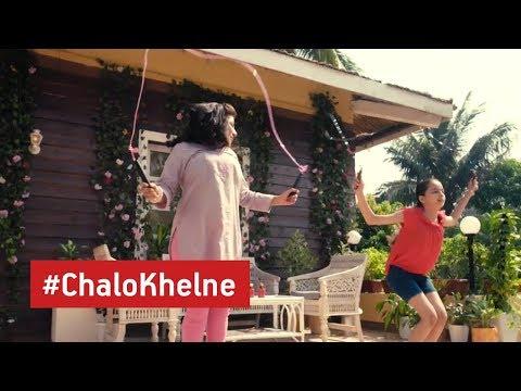 Skipping | #ChaloKhelne
