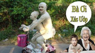 Giả Làm Xác Ướp Đi Chợ Troll Cả Chợ - Cười Há Mồm Với Màn Mặc Cả Của Mao Đệ