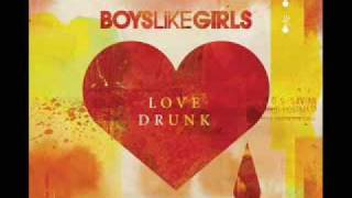 #5 CONTAGIOUS - Boys Like Girls [FULL album version][HQ + LYRICS!]