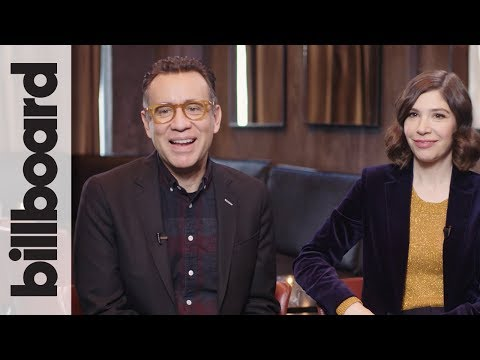 Fred Armisen & Carrie Brownstein: Importance of Music in 'Portlandia' & The Fans | Billboard