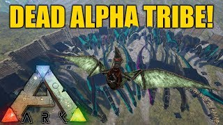 REVIVING MY DEAD ALPHA TRIBE! - Ark Survival Evolved