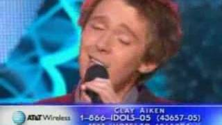 Clay Aiken - Build me up buttercup