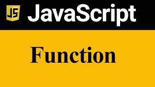 Function in JavaScript (Hindi)