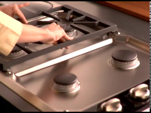 Wolf Gas Cooktop Quick Start