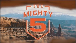 The Mighty 5 | An Adventure Through Utah's National Parks