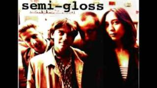 Semi Gloss - The Sunburn Song