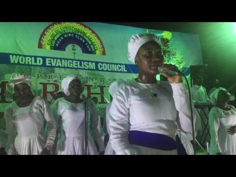 Prophetess Jumoke Rebecca A K A Joomie @imeko 2016  2  c c c world evangelism crusade