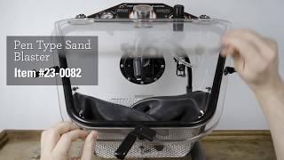 Pen Type Sand Blaster