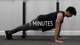 In Home 5 Minute Bodyweight Arms Workout by Onlykinds Fitness [5 Minute Workouts]
