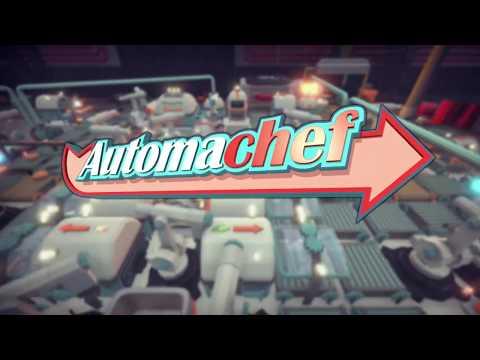 Automachef - Partnership Announcement Trailer thumbnail