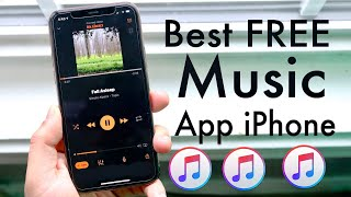 Best FREE Music App For iPhone / iOS! (2020)
