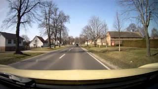 preview picture of video 'Autofahrt Berlin Tegel nach Germendorf bei Oranienburg und zurück über Hennigsdorf'