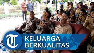 BKKBN Jadikan Kampung Warbo Papua, Pilot Project Pusat Keluarga Berkualitas dan Berbahagia