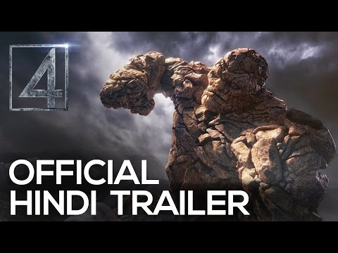 Fantastic Four | Official Hindi Trailer 2015 [HD]
