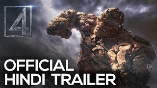 Fantastic Four - Official Hindi Trailer