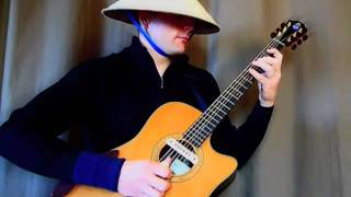 Chơi nhạc Dance Guitar thùng wa đỉnh