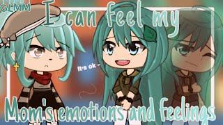 """I can feel my mom's emotions and feelings"" • GLMM • Gacha Life Mini Movie • By Bhebzki_Playz"