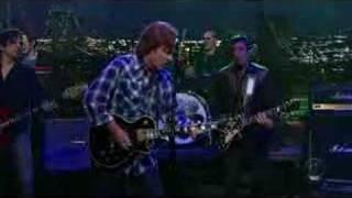John Fogerty on David Letterman 2/10/07