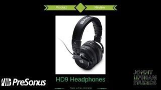 Product Review: PreSonus HD7 & HD9 Headphones
